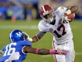 Alabama Football: First quarter struggles don't stop Tide dominantion 47288