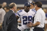 Cowboys' DeMarco Murray mum on injury; Jones: 'Falloff' in running game 47314