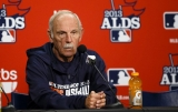 Jim Leyland stepping down as manager of the Tigers 47453