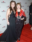 'We're fine with it': Kelly Clarkson's mother Jeanne Taylor insists the singer's family aren't upset about missing her wedding 47459