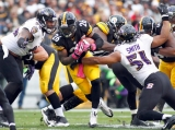 Ben Roethlisberger, Pittsburgh Steelers dispatch Baltimore Ravens with field goal in dying seconds 47475