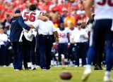 NFL injuries on a brutal Sunday: Brian Cushing, Sam Bradford, Jay Cutler 47494