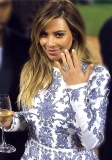 "Kim Kardashian's Engagement Ring: Kanye Wanted ""the Diamond to Look Like It Was Floating on Air"" 47526"