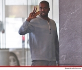 Kanye West All Smiles After Kim K. Engagement 47527