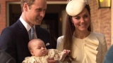 Prince George christened at Chapel Royal 47549