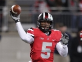 Buckeyes win big, but stay the same in polls 47620