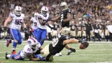 New Orleans Saints' Jimmy Graham Returns In Limited Capacity, Grabs Two Touchdowns 47626