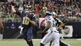 St. Louis Rams: Kellen Clemens Fails to Reach Low Expectations 47659