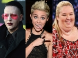 Marilyn Manson, Miley Cyrus and Mama June Named Creepiest Celebrities of 2013 47680