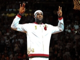 Watch the Miami Heat receive their NBA championship rings 47686