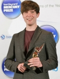 I feel jubilant and confused': James Blake wins Mercury Prize for his album Overgrown 47727