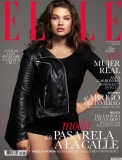 Tara Lynn's Elle Spain Cover Is Awesomely Edgy 47771