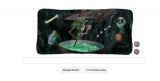 Halloween Witch interactive Google doodle to spook you out 47776