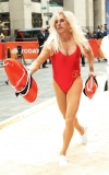 Matt Lauer Dresses Up as Pamela Anderson's Baywatch Character, Hangs With Carmen Electra—See the Hilarious Pics! 47779