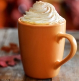 Sad news for Pumpkin Spice Latte fans: How the popular autumnal Starbucks drink contains ZERO traces of actual pumpkin 47792