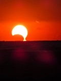 Hybrid Solar Eclipse Images from Around the World, November 3, 2013 47862
