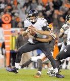 Mike Preston grades the Ravens' 24-18 loss to the Cleveland Browns 47888