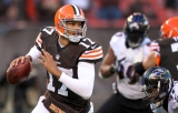 Cleveland Browns defeat Baltimore Ravens, 24-18, behind Jason Campbell's 3 TD passes 47891