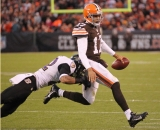 Cleveland Browns QB Jason Campbell suffered only bruised ribs, could practice Tuesday 47893