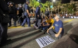 Police arrest 54 people in protest at Los Angeles Walmart 47934