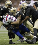 New Orleans Saints safety Kenny Vaccaro says via social media he'll miss Sunday's game vs. the San Francisco 49ers 47955