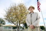For World War II veteran, daily flag-raising is a sacred duty 47961