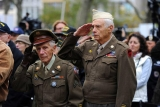 Veterans Day: Parade up Fifth Ave. draws thousands to honor the brave, kicked off by first female four-star general 47962
