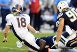 Peyton Manning says he's 'pretty sore,' will get MRI on lower leg 47971