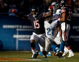 Brandon Marshall aggravated by Lions' edginess, 'borderline illegal' play 47975