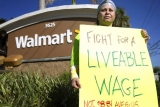 Wal-Mart workers strike, Target workers threaten to join Black Friday walkout 47998