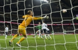 Take Hart, it wasn't Joe's fault this time! England keeper was top notch at Wembley 48142