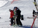 Lindsey Vonn crashes, hurts knee on training run 48209