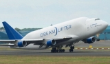 Take Off Boeing Dreamlifter delayed because of concerns in Crash? 48228