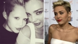 Miley Cyrus bleaches eyebrows: Singer sports new look 48239