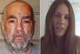 Charles Manson to marry THIRD wife who is 54 years younger than cult leader 48252