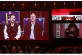 Macklemore & Ryan Lewis speak out about Trayvon Martin at AMAs 48309