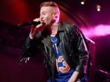 Macklemore Cites Trayvon Martin Case While Accepting AMA Award 48310
