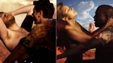 Seth Rogen and James Franco recreate Kanye West's 'Bound 2' with 'Bound 3' parody 48323