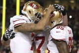 Colin Kaepernick, San Francisco 49ers dominate Washington Redskins 48342