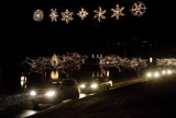 Residents defy weather for Hubbard Park lights ceremony 48388