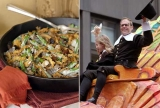 Alton Brown's 'Good Eats' best-ever green bean casserole recipe 48437