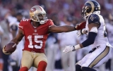 49ers beat Rams, 23-13, for eighth win 48534