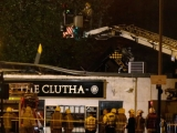 Scottish police helicopter pub crash causes numerous casualties 48580