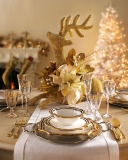 dining table for Christmas Eve 48615