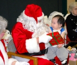 Santa gifts for baby 48624