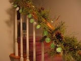 flower decorations for your home stairs 48722
