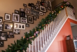flowers to decorate your home stairs 48723