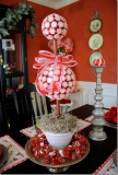 Ideas for Christmas Eve more beautiful your home 48737