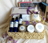spa gift baskets for women Christmas Eve 48775