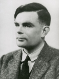 Alan Turing was a war hero prosecuted for being gay. He finally got a pardon. 49071
